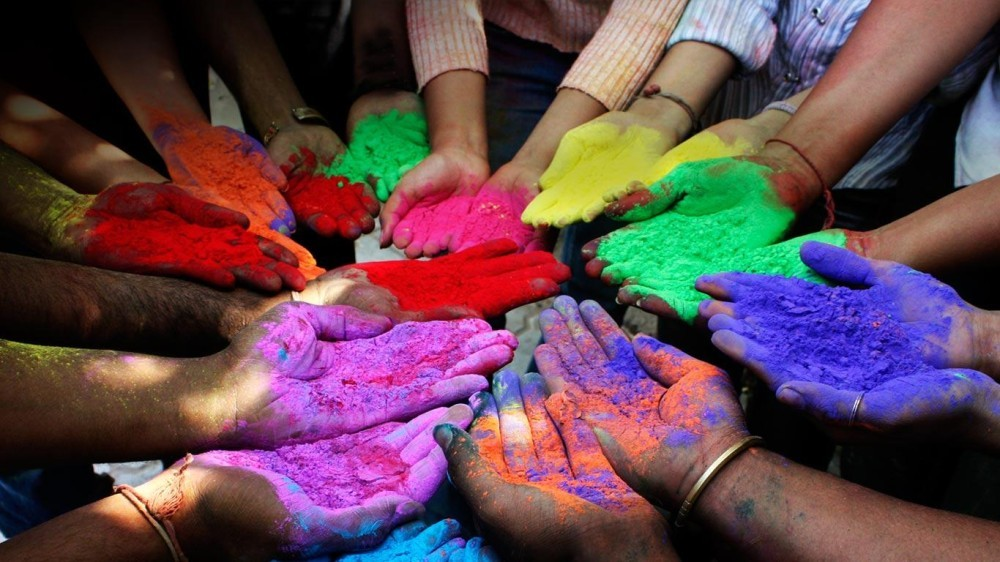 colors, inspiration,Holi festival