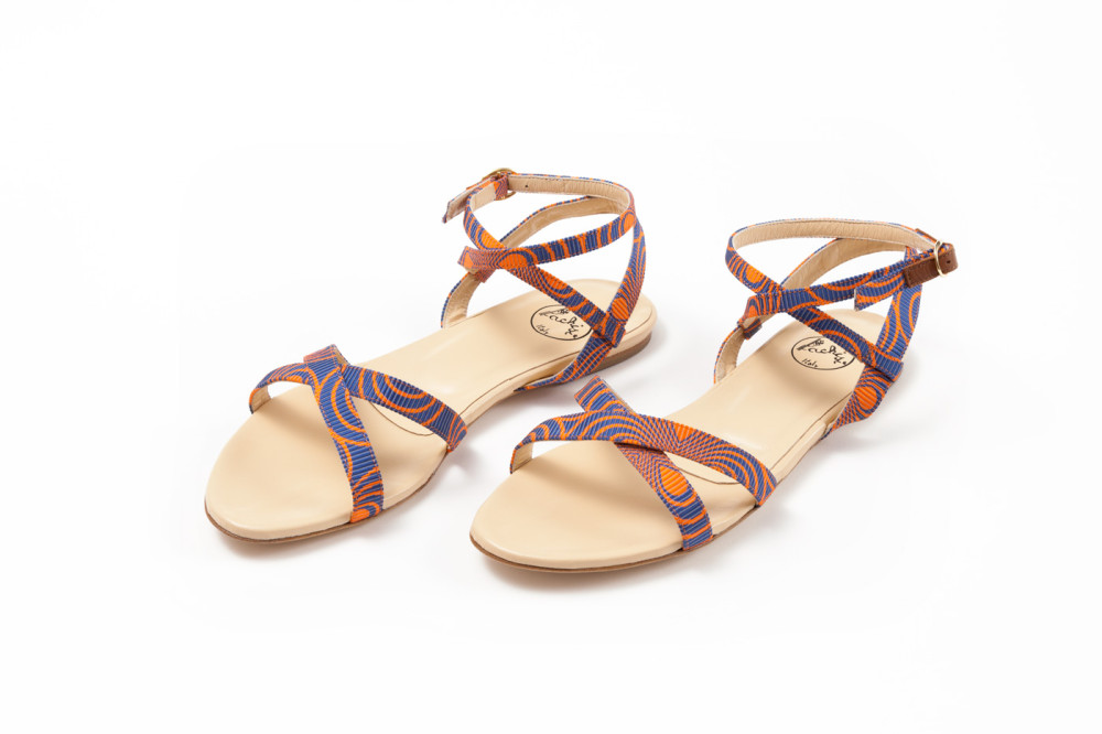 sandali artigianali alla schiava