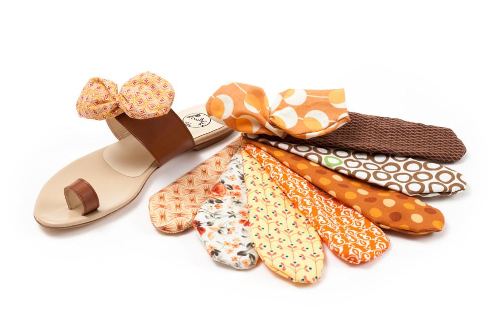 sandali personalizzabili
