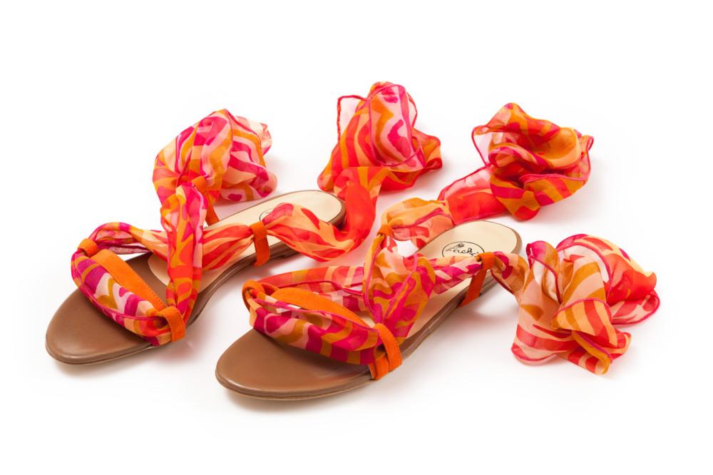 sandali artigianali personalizzati