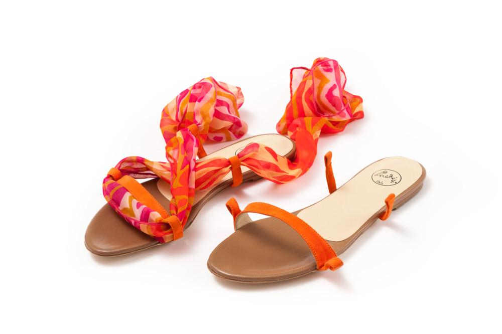 sandali artigianali personalizzabili