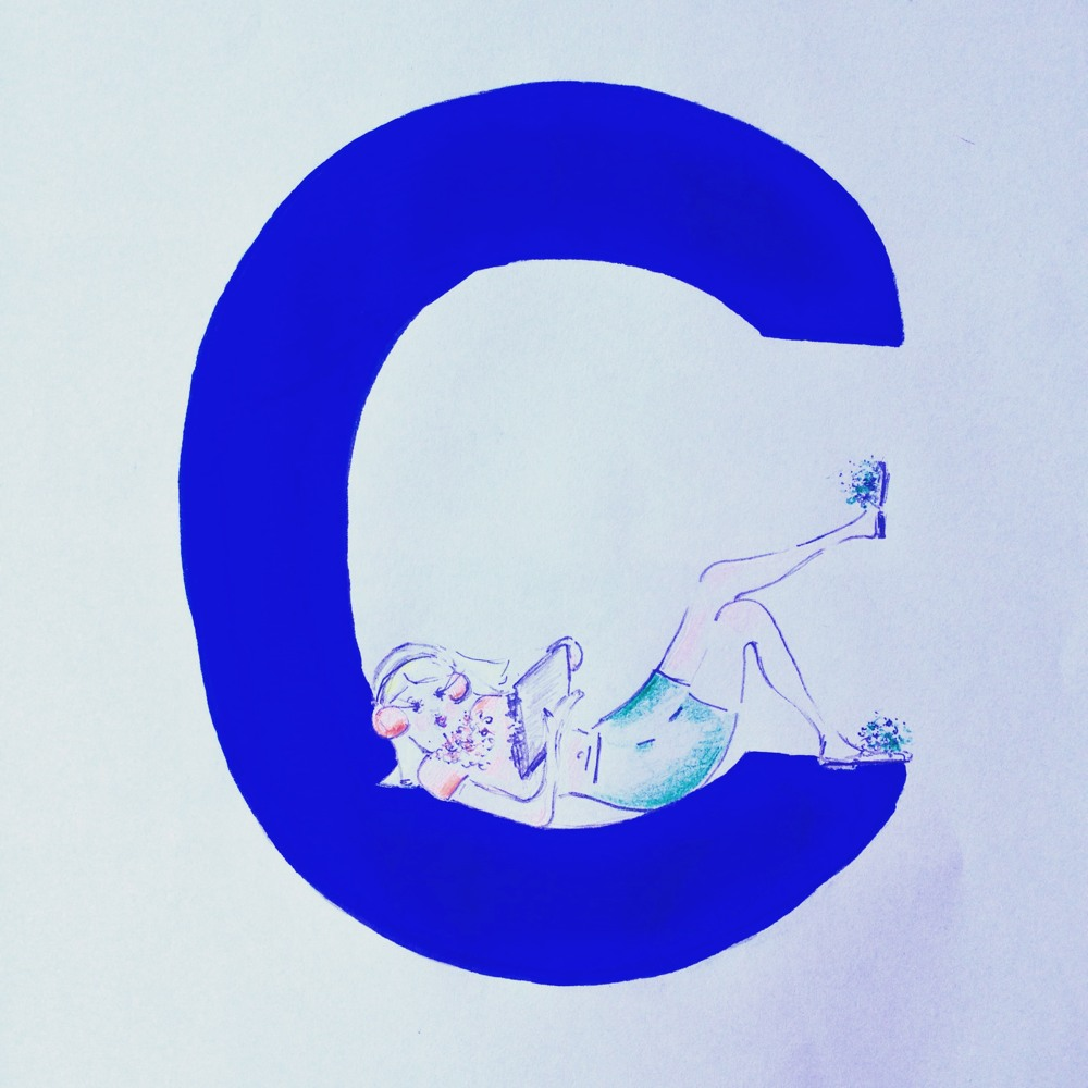 C is for creativity